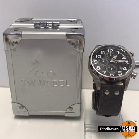 TW Steel VS 14 Horloge I ZGAN MET GARANTIE