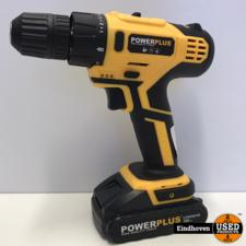 powerplus Powerplus POWX0069L Accuschroever I ZGAN MET GARANTIE