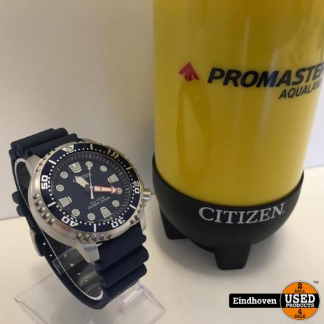 Citizen W235 Watch Divers Horloge I ZGAN MET BON 16-01-2020