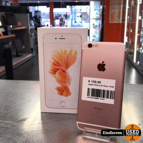 Apple iPhone 6S Rose 16GB