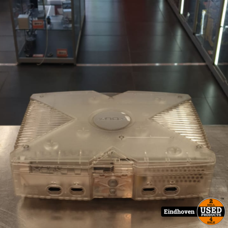 Xbox Classic Console - Crystal Edition
