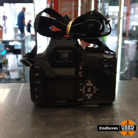 Canon EOS 350D digitale camera + 18/55 lens