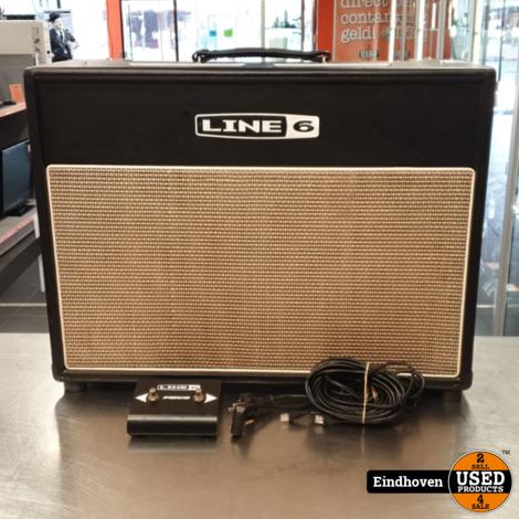 Line 6 Flextone III - 75W gitaarversterker + pedaal
