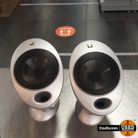 KEF speakerset - KEF HTS2001 - 5 speakers