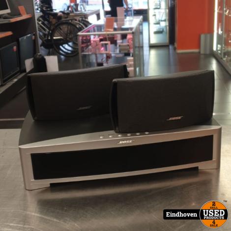 Bose AV3-2-1 III mediaplayer + 2.1 speakerset