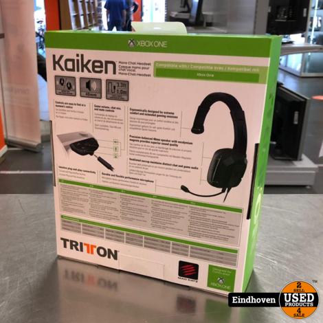 Triton Kaiken headset Nieuw in doos