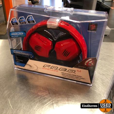 Mad Catz FREQ M Wireless headset Nieuw in doos