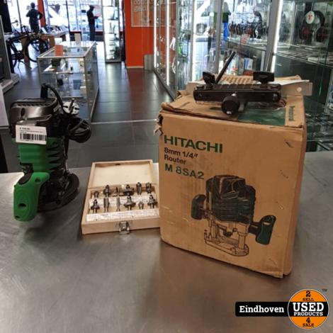 Hitachi M 8SA freesmachine 2017 met doos