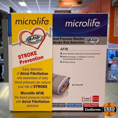 Microlife BP A150 AFIB