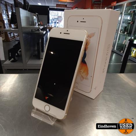 Apple iPhone 6S 16GB Gold + doos