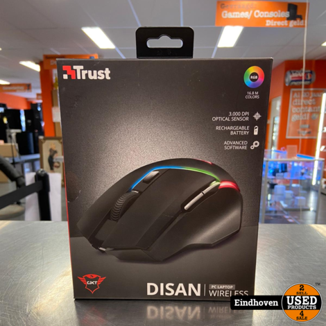 Trust Disan GXT161 wireless mouse