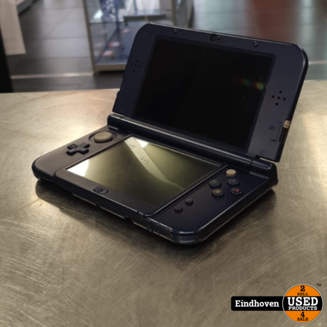 NEW Nintendo 3DS XL Blue edition met lader