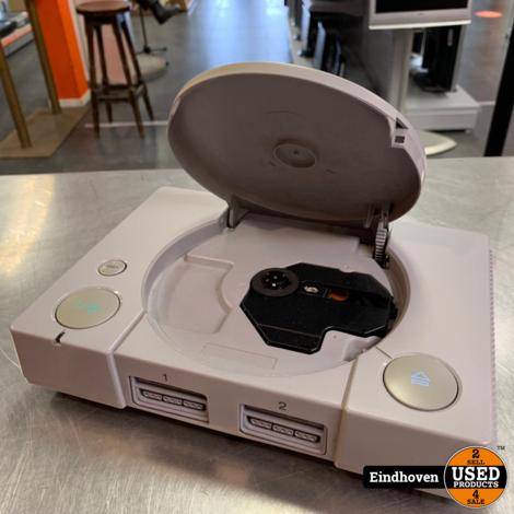 Playstation 1 Incl controller Met 3 maanden garantie