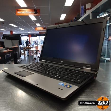 HP Probook 6550B laptop - Windows 10