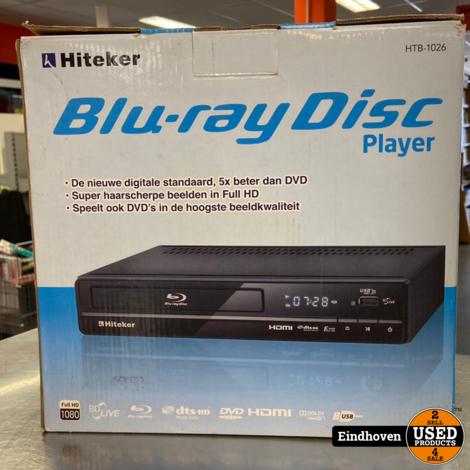 Hiteker Blu-Ray HTB-1026