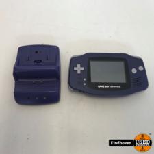 Gameboy Advanced Purple + chargedock