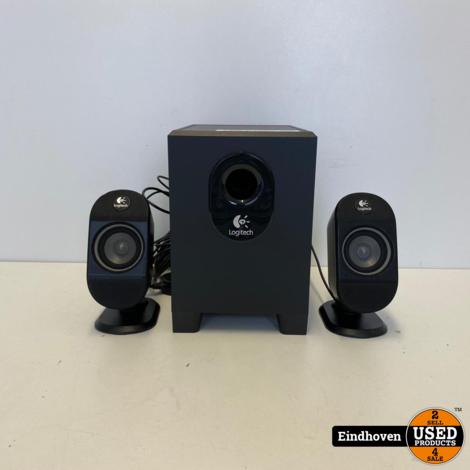 Logitech X-210 audioset
