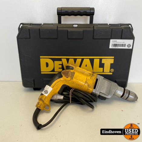 DeWalt D21805 boorhamer in koffer