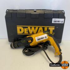 DeWalt D25144-QS boormachine in koffer