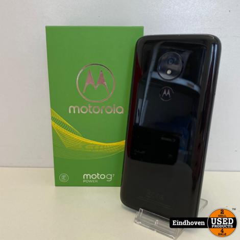 Motorola Moto G7 Black met doos