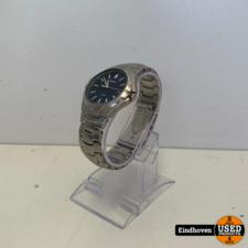 Seiko Heren horloge Staal | Met garantie