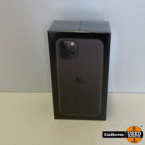 Apple iPhone 11 Pro 64GB zwart | nieuw in seal