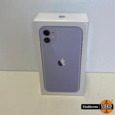 iphone 11 256GB Paars | NIEUW in seal