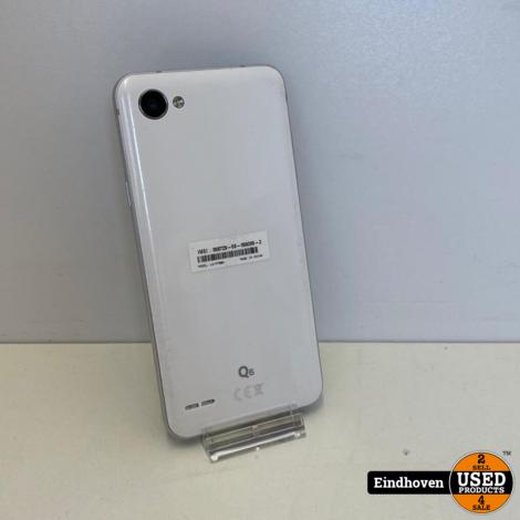 LG Q6 Wit | Met garantie