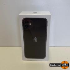 Apple iphone 11 64GB Black | Geseald Met garantie