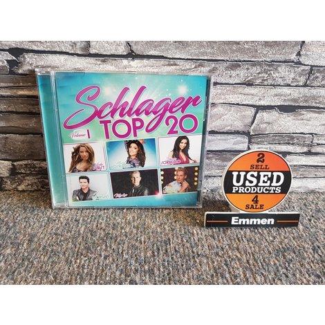 CD - Schlager Top 20 - Vol. 1