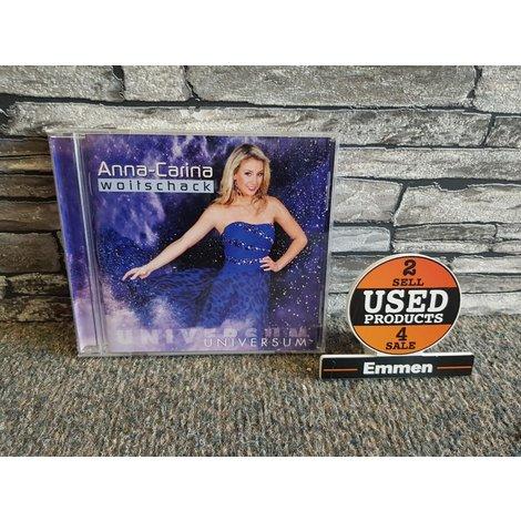 CD - Anna-Carina Woitschack - Universum