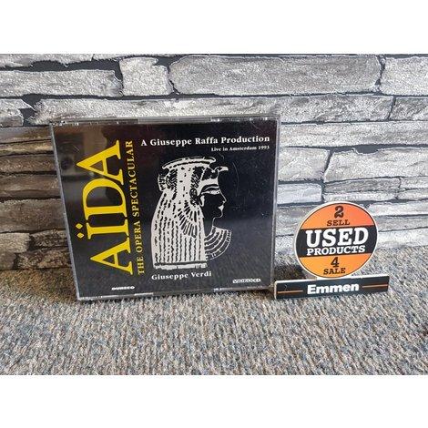 3CD - Aida - The Opera Spectacular - Guiseppe Verdi