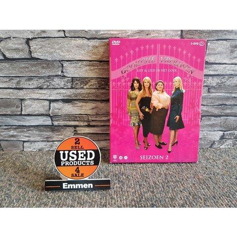 DVD BOX - Gooische Vrouwen Seizoen 2 (2DVD)