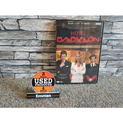 DVD BOX - Hotel Babylon - Seizoen 1  (2DVD)