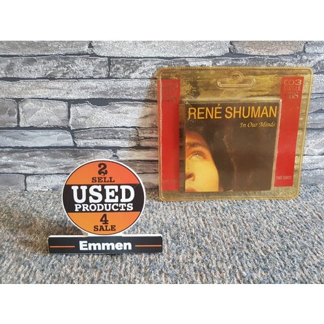 3 Inch CD Single - Rene Shuman - In Our Minds