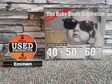 3 CD - The Baby Boom Generation