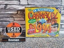 2 CD - De Allerbeste Carnaval Hits van 1994