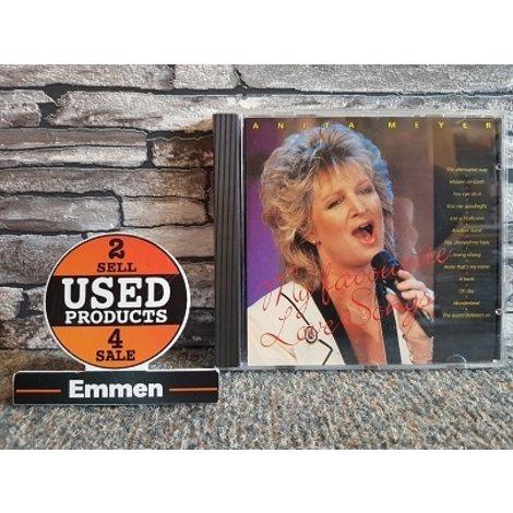 CD - Anita Meyer - My Favourite Love Songs