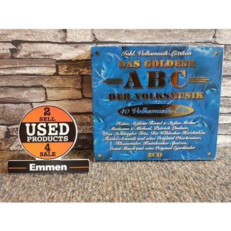 2 CD - Das Goldene ABC der Volksmusik