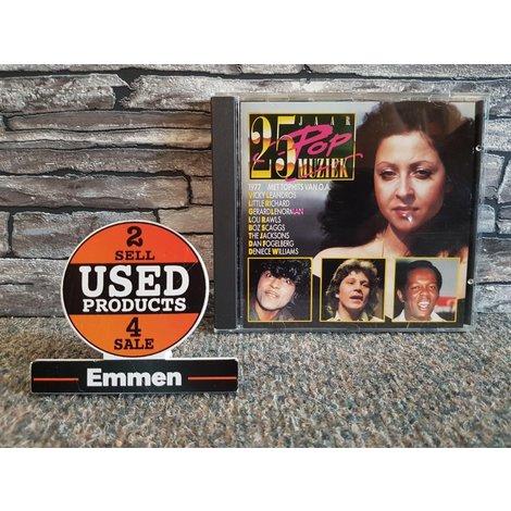 CD - 25 Jaar Popmuziek - 1977