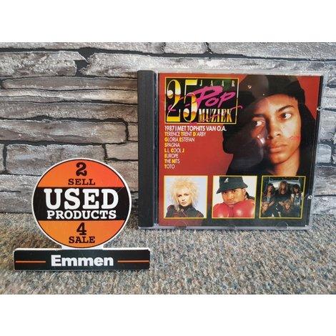 CD - 25 Jaar Popmuziek - 1987