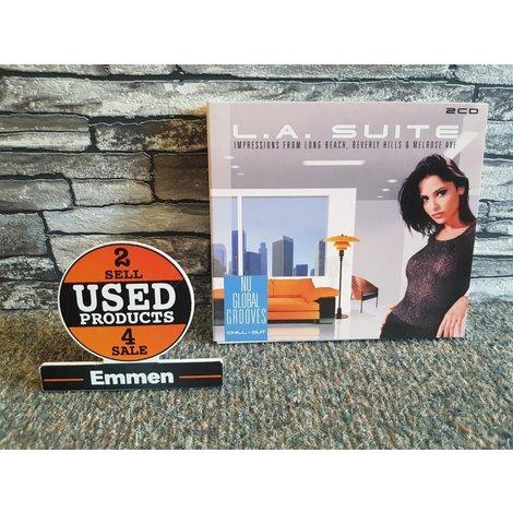 2 CD - L.A. Suite - Nu Global Grooves