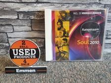 2 CD - Aangenaam Soul 2010
