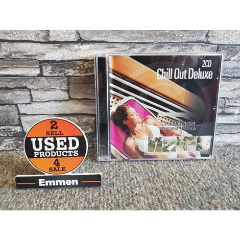 2 CD - Chill Out Deluxe