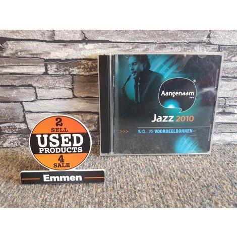 2 CD - Aangenaam Jazz 2010