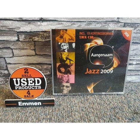 2 CD - Aangenaam Jazz 2009
