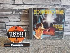 CD - 20 Superhero Themes