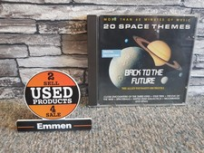 CD - 20 Space Themes - Back to the Future