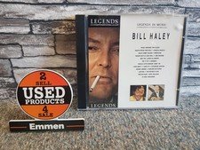 CD - Legends in Music - Bill Haley