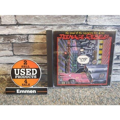 CD - Teenage Rebels - 6 - Summer in the City